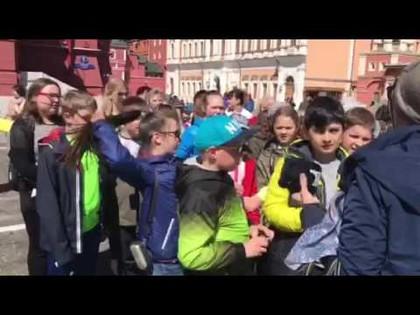 Экскурс 14 мая 2017 Кр Площадь  Кричать на всю Ивановскую, 00:51