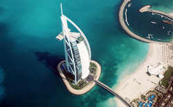 В Дубае построят курорт на искусственных островах