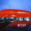 Мюнхен -  вчера, сегодня, завтра. Экскурсии с частным индивидуальным гидом из Праги в Мюнхен. Футбольный стадион Альянсарена.