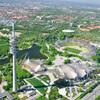 Мюнхен -  вчера, сегодня, завтра. Экскурсии с частным индивидуальным гидом из Праги в Мюнхен. Олимпийский парк.