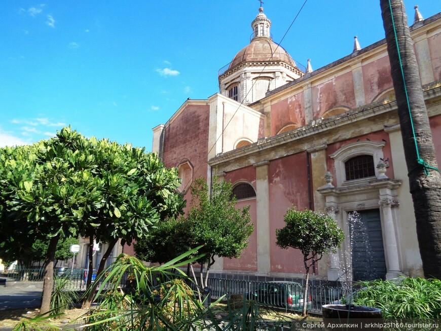 Собор Сан-Себастьяна