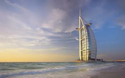 Пляжи в Дубае будут освещать ночью