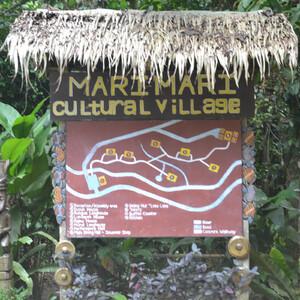 Мари-Мари, деревня охотников за головами.