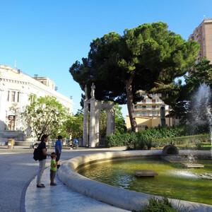 Пешком по Катании (Сицилия)