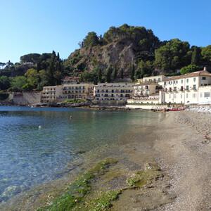 Курортная Таормина (Сицилия)