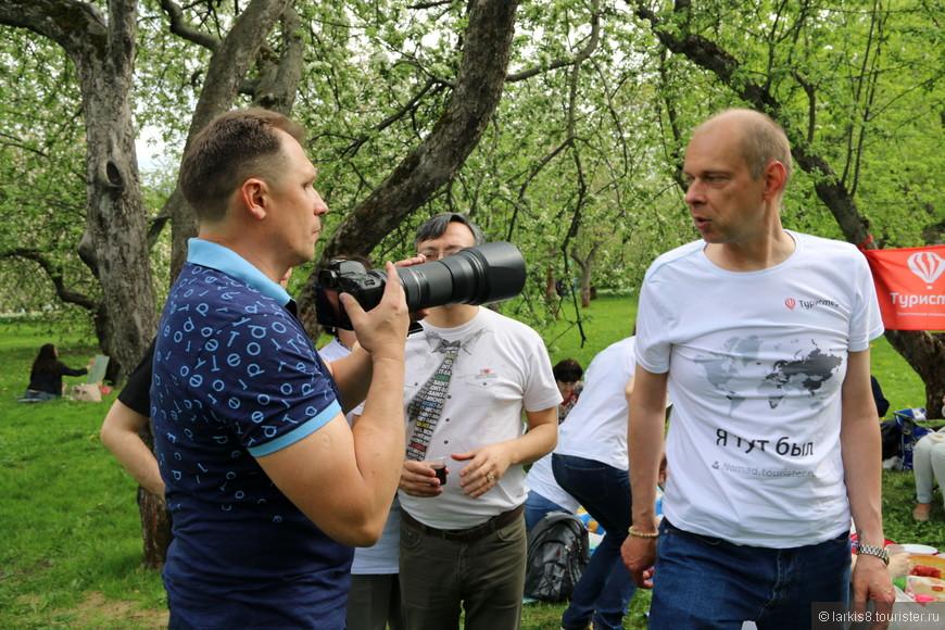 Но Олег очень сурово присек такие покушения на серьезную технику.
