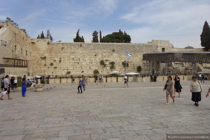 Иерусалим, Стена Плача