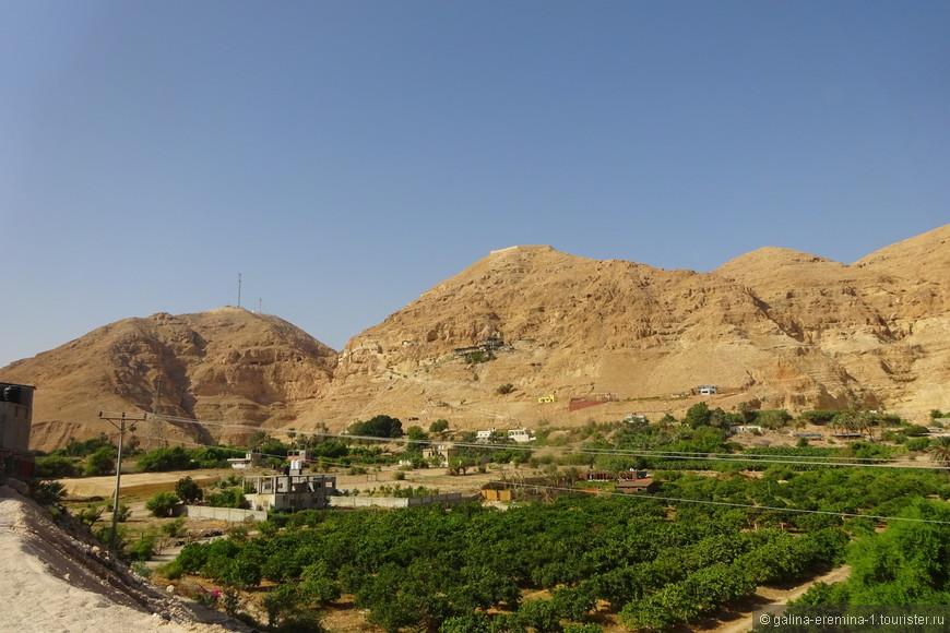 Иерихон, гора Искушения