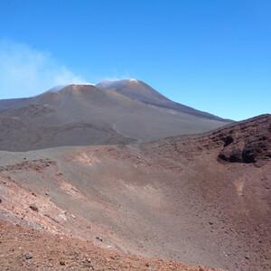 Этна - самый грозный вулкан Европы