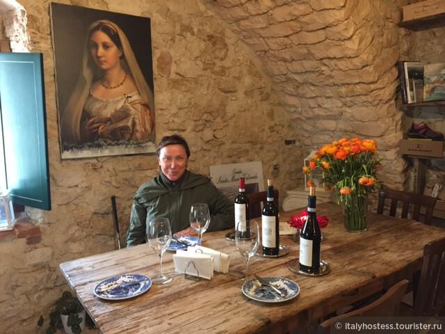 Дегустация вин в районе Вальполичелла