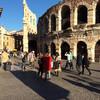 Амфитеатр Арена в Вероне. Тысячи лет истории.