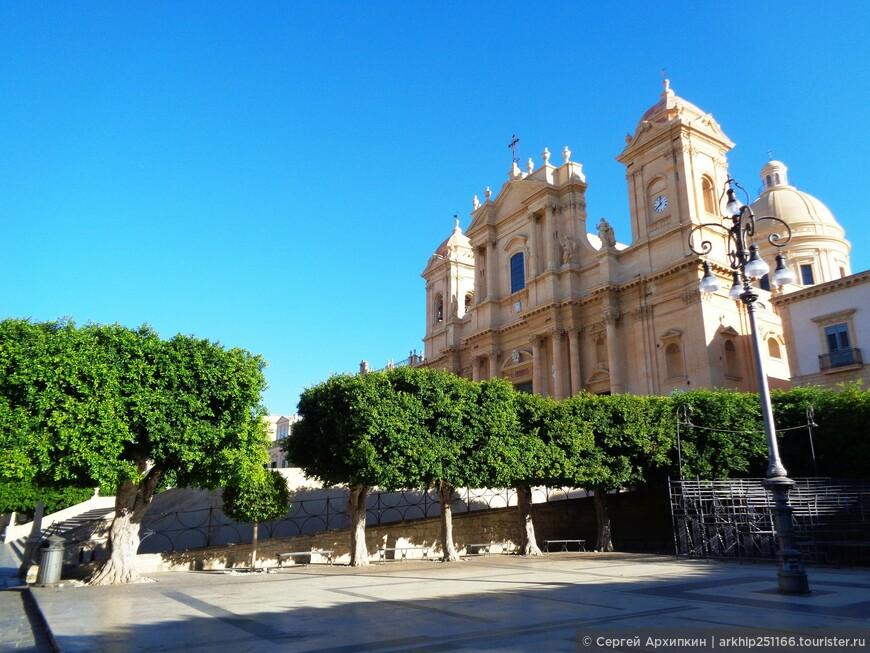 Кафедральный собор Святого Николая - главный храм в Ното