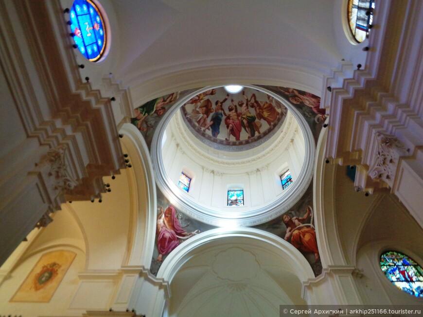 Купол Кафедрального собора