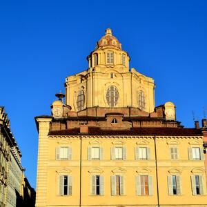 Церковь Иоана Крестителя и Сан-Лоренцо.Турин