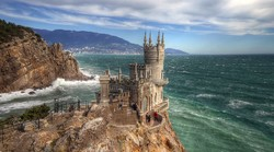 «Ласточкино гнездо» в Крыму закрыли для туристов на две недели