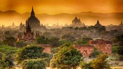 Мьянма введет туристический сбор для иностранцев