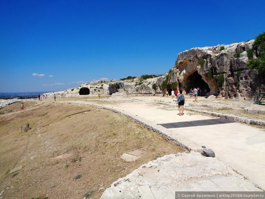 Древнегреческие каменоломни