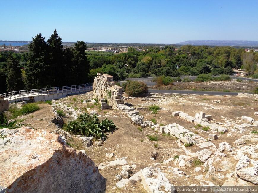 В Археологическом парке