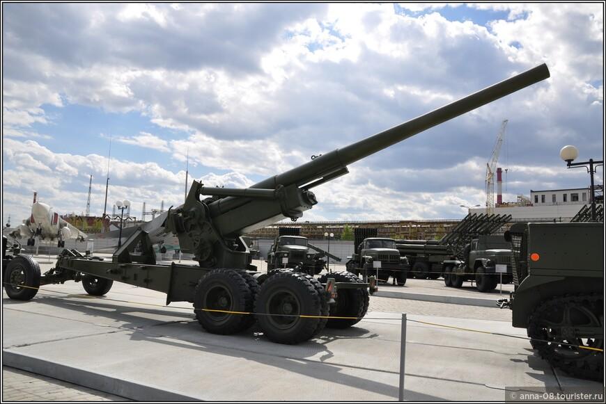 155-мм пушка М2 «Long Tom»