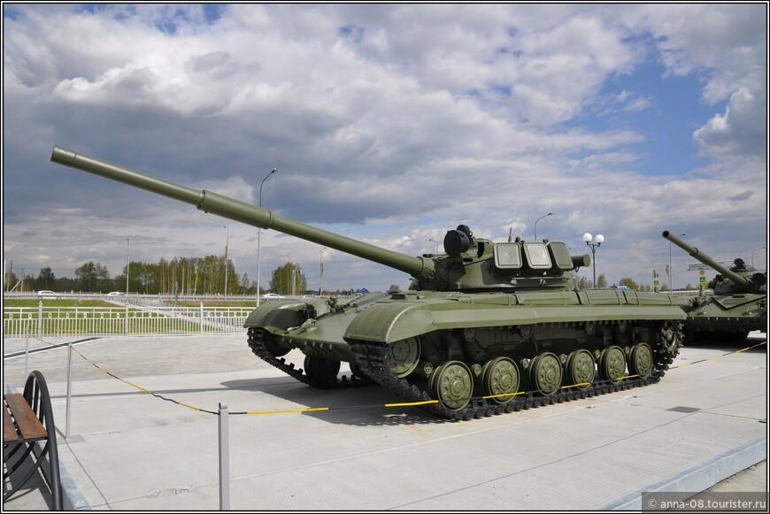 Основной боевой танк Т-64А образца 1968 г.