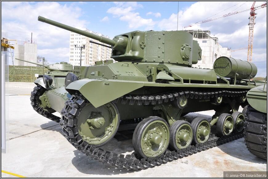 Пехотный танк MK.III «Valentin» V