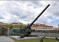 Музей военной техники (открытая площадка)