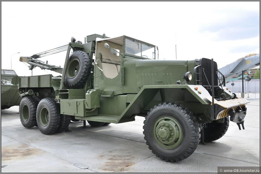 Ремонтно-эвакуационная машина Kenworth-573 (M1A1)