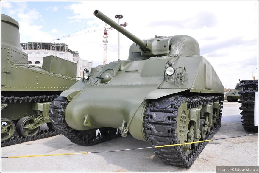 Средний танк М4 «Sherman»