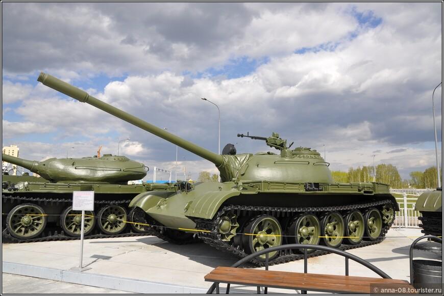 Средний танк Т-54Б образца 1956 г.
