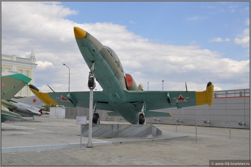 Учебно-тренировочный Aero L-39C «Albatros»