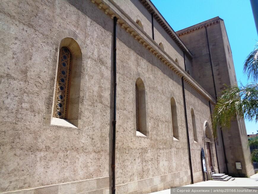 Церковь Иммокалата