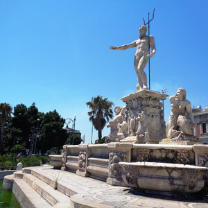 Пешком по Мессине (Сицилия)