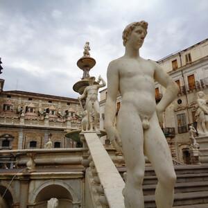 Палермо — столица острова Сицилия