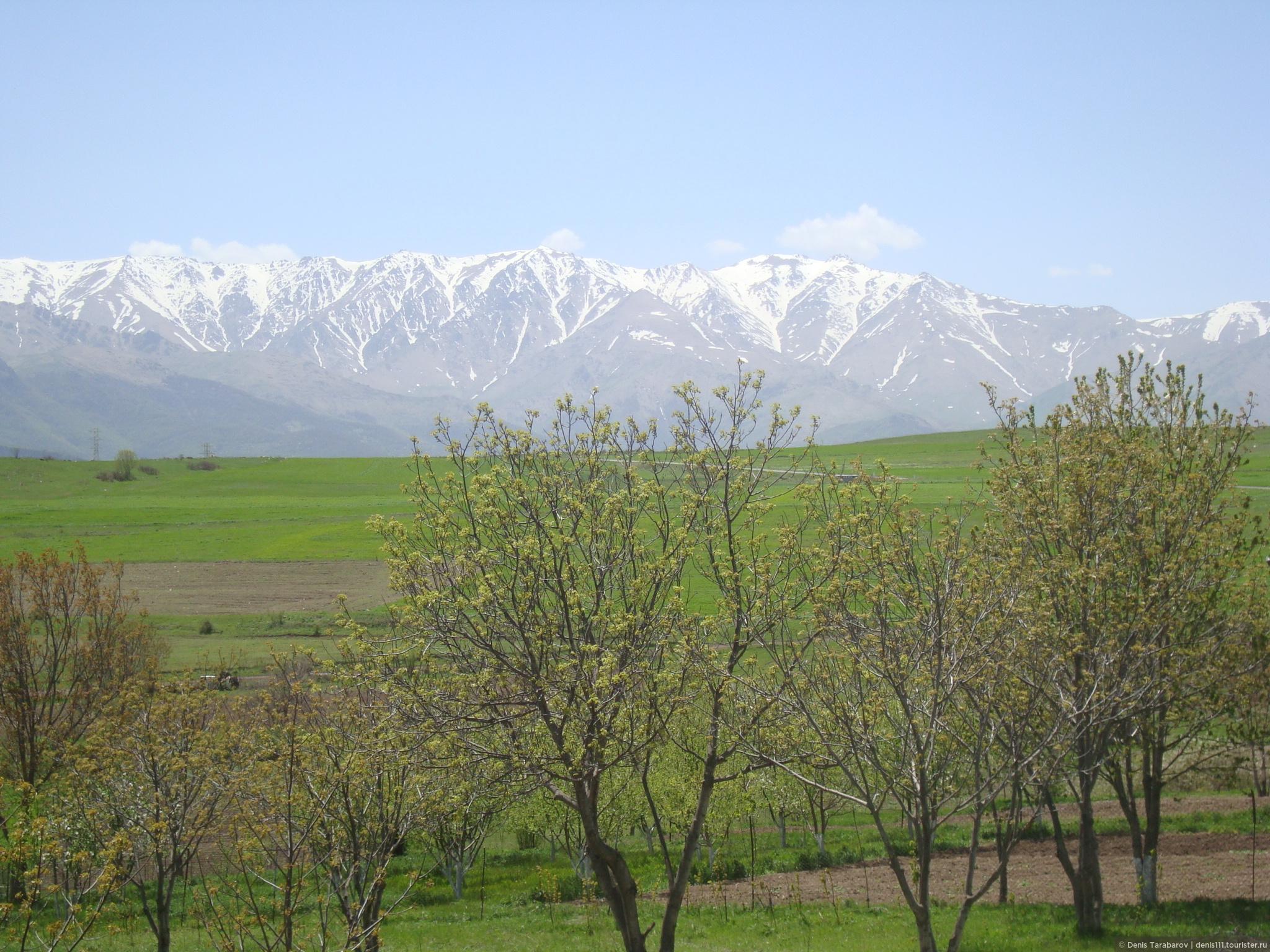 Армения. Крылья Татева и Татевский монастырь