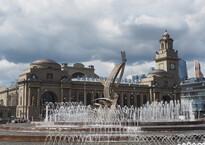 Последний вокзал Российской империи
