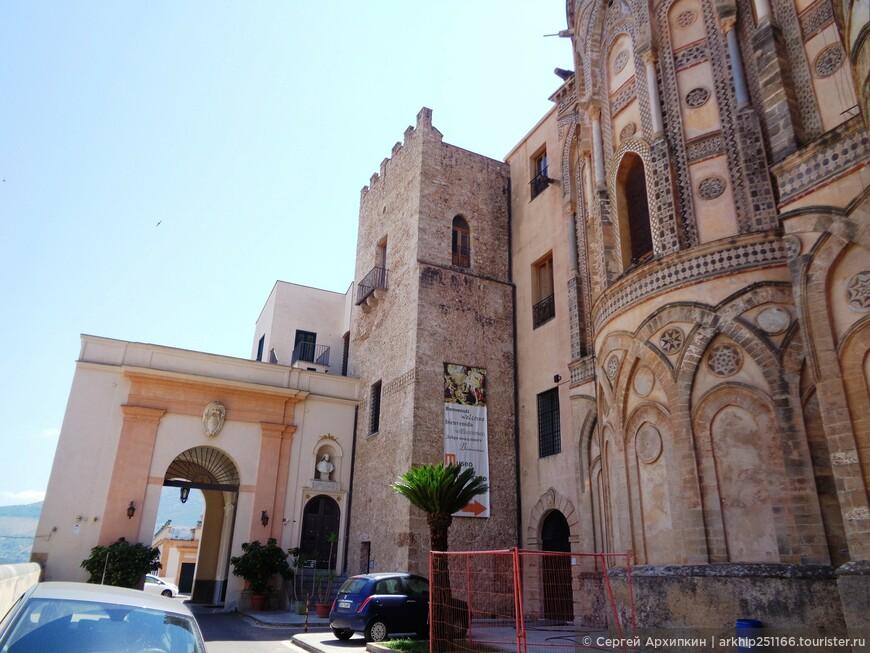 Задняя часть Кафедрального собора