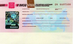 В России появился новый вид визы – для временно проживающего лица