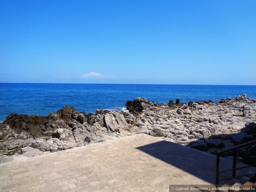 Тирренское море в Чефалу