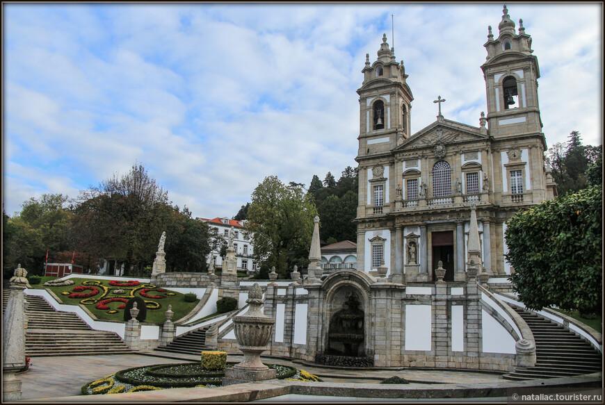 Церковь Бон-Жезуш.