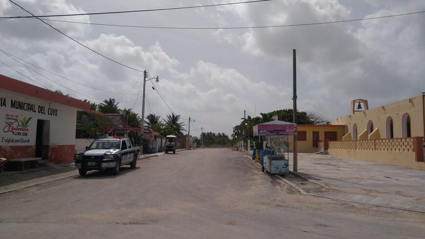 El Cuyo, Мексиканский залив