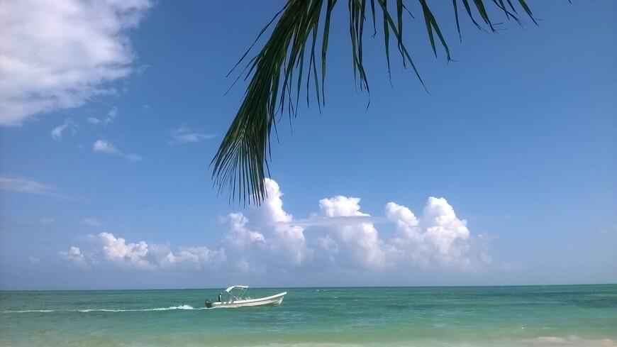 Punta Alen, Заповедник Сианкан, Карибы