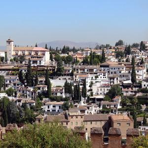 Путешествие в Андалусию, часть 4 Гранада
