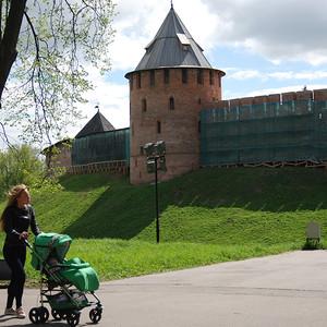 Великий Новгород и Витославлицы