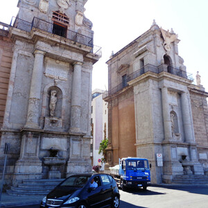 Палаццо (дворцы) в Палермо
