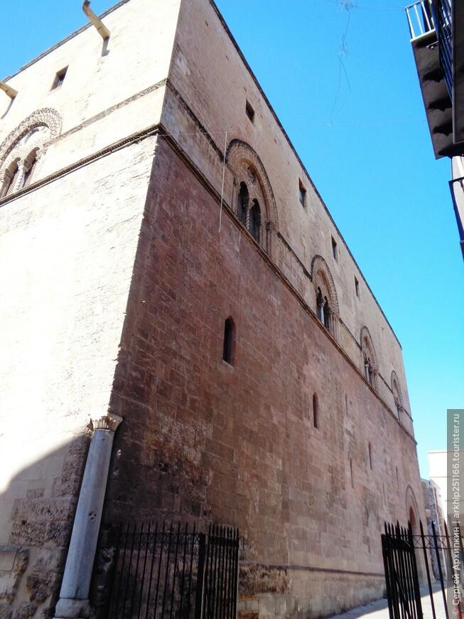 Построен в 14 веке