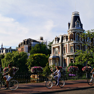 Амстердам в деталях