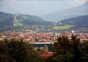 Панорамы Инсбрука