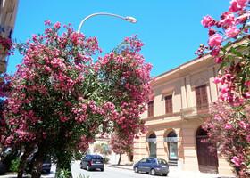Трапани - столица Западной Сицилии.