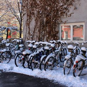 Зимний Инсбрук