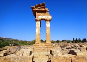 Долина храмов в Агридженто (Сицилия)